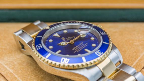 second-hand-rolex-submariner-watch-perth